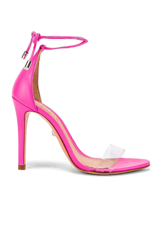 Schutz Josseana Sandal in Neon Pink