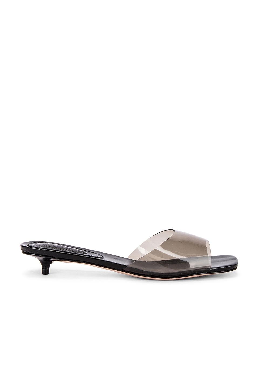 Schutz Zora Sandal in Black