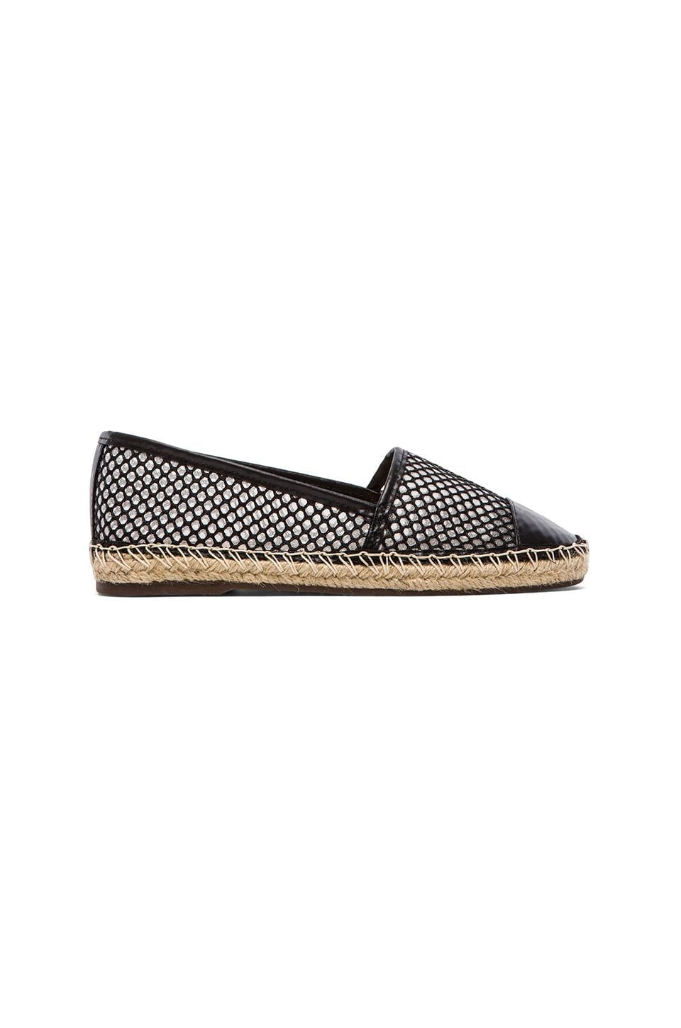 Schutz Fossa Flat in Black