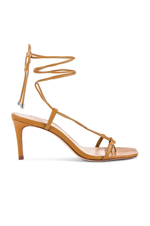 Schutz Antosha Sandal in Sienna