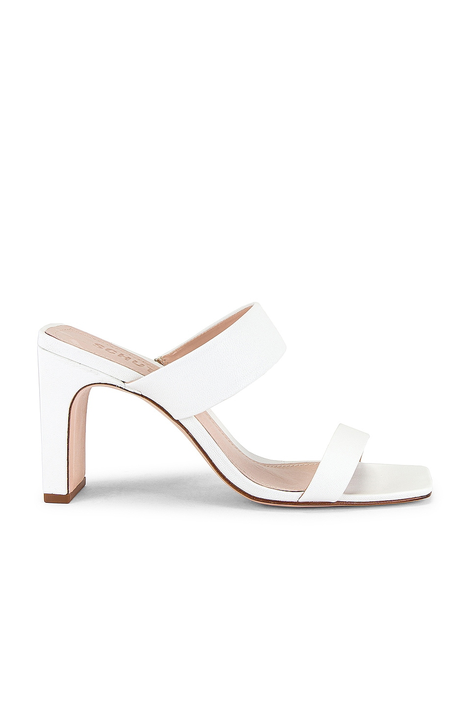 Schutz Paladia Sandal im White