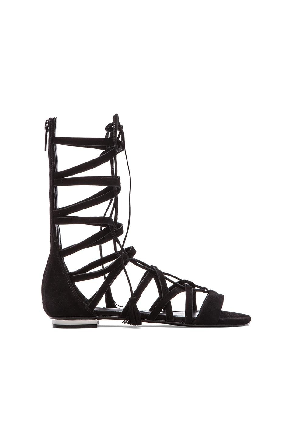 Schutz Billa Sandal in Black