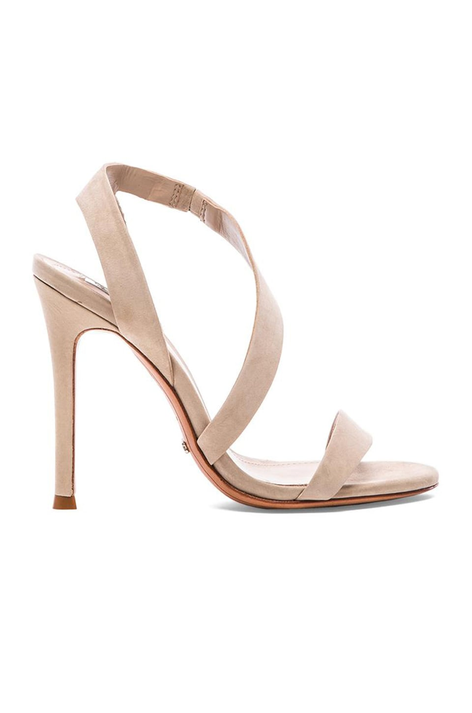 Schutz Tabacema Heel in Oyster