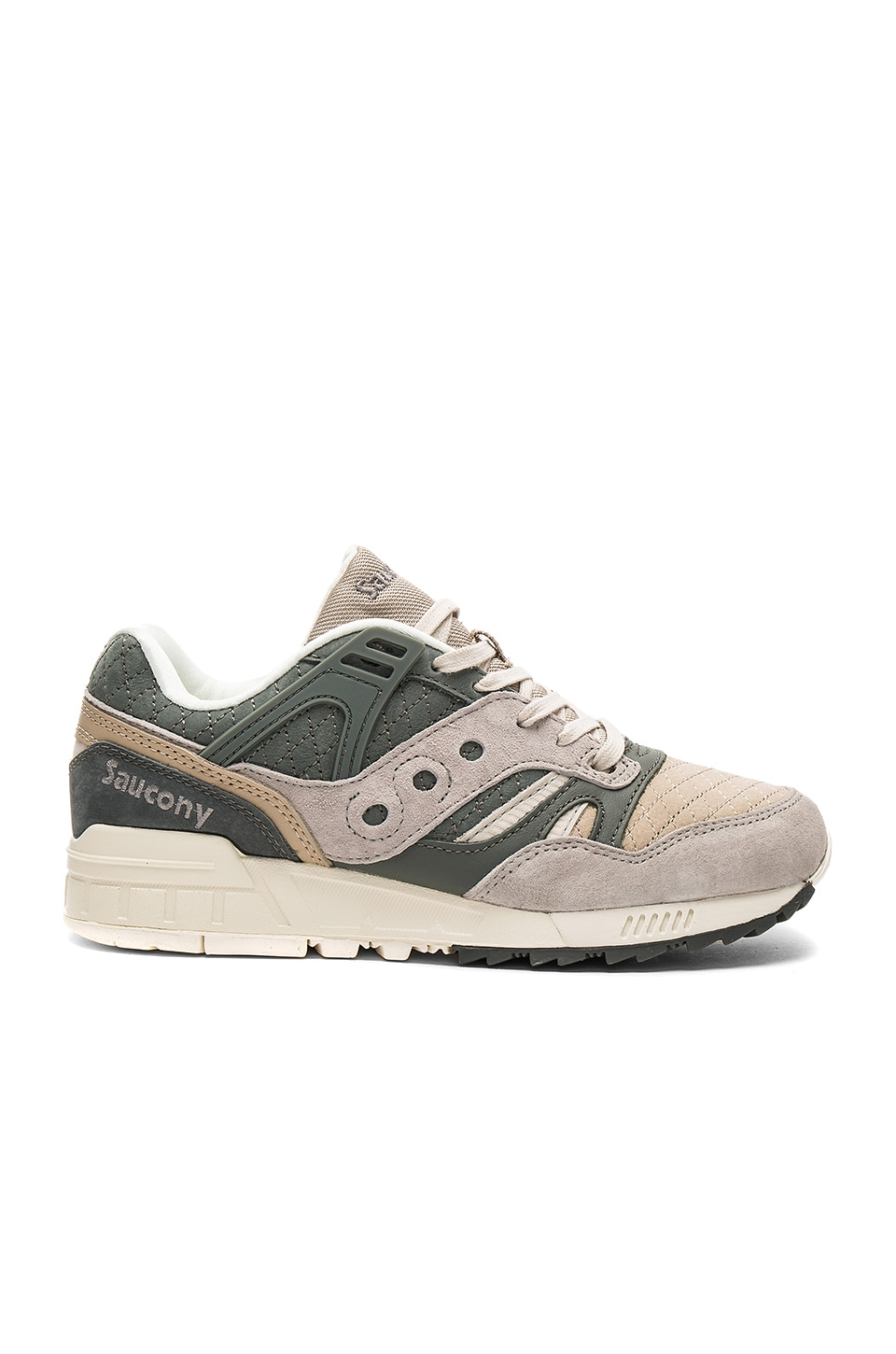 Grid SD Quilted by Saucony