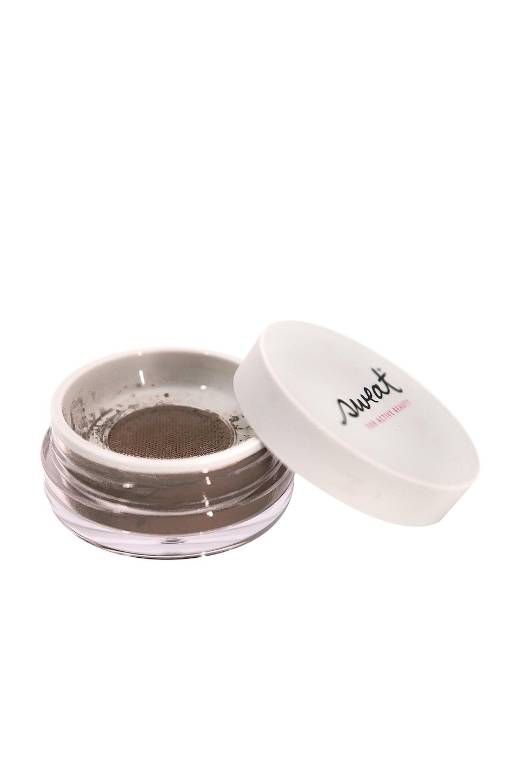 Sweat Cosmetics Mineral Foundation SPF 30 Powder Jar in Shade 500