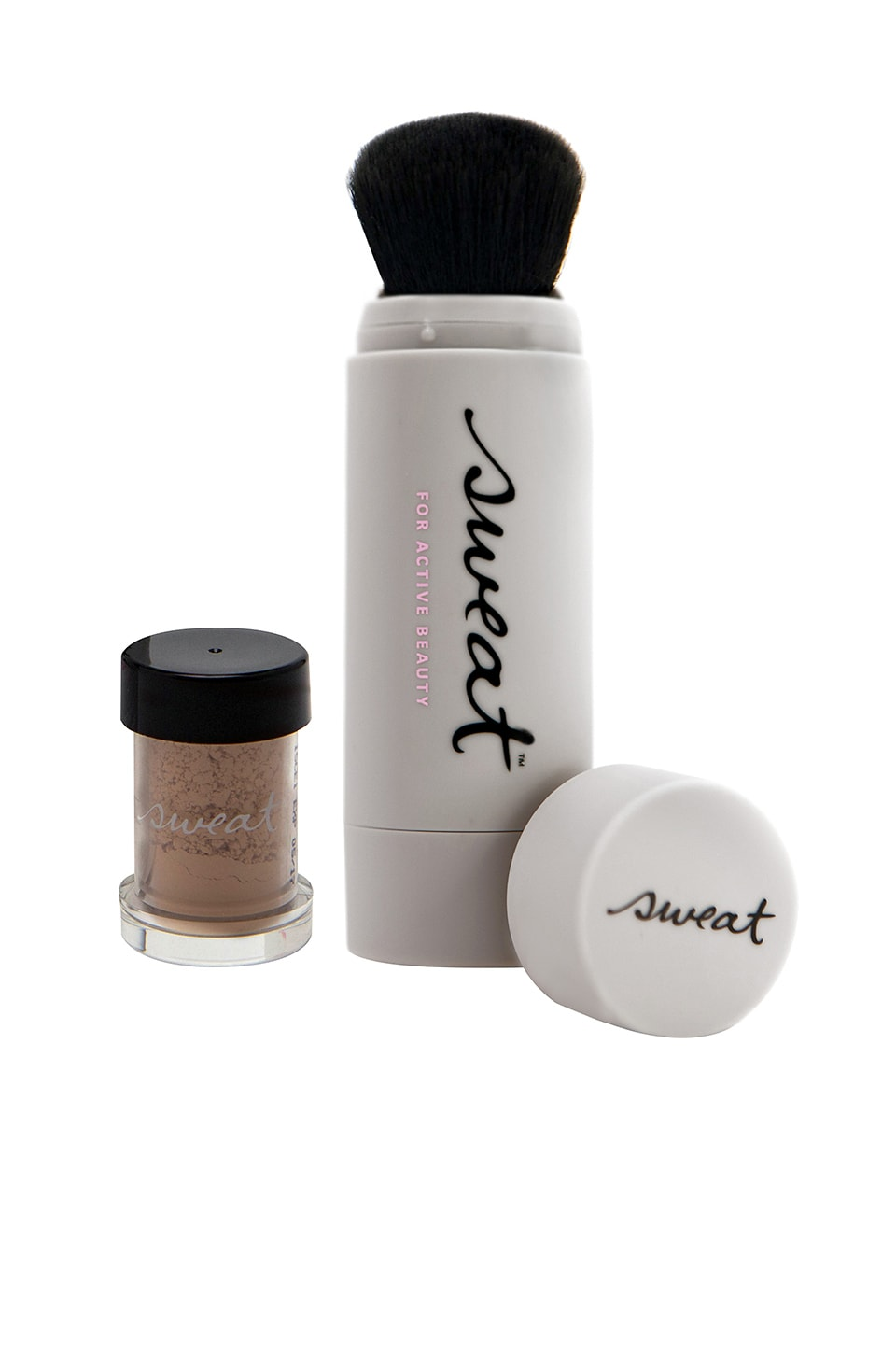 Sweat Cosmetics BASE MINERAL + CEPILLO
