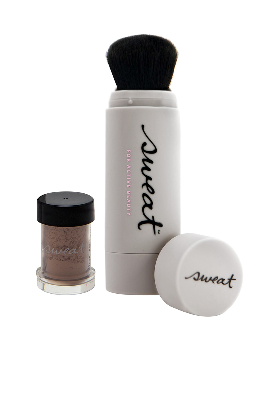 Sweat Cosmetics BASE MINÉRALE + PINCEAU