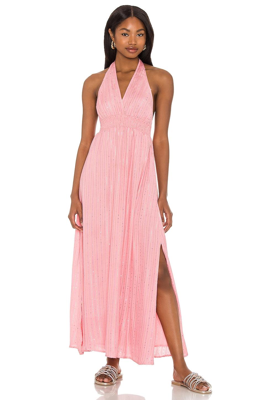 Sundress Hailey Dress in Roma Lipstick