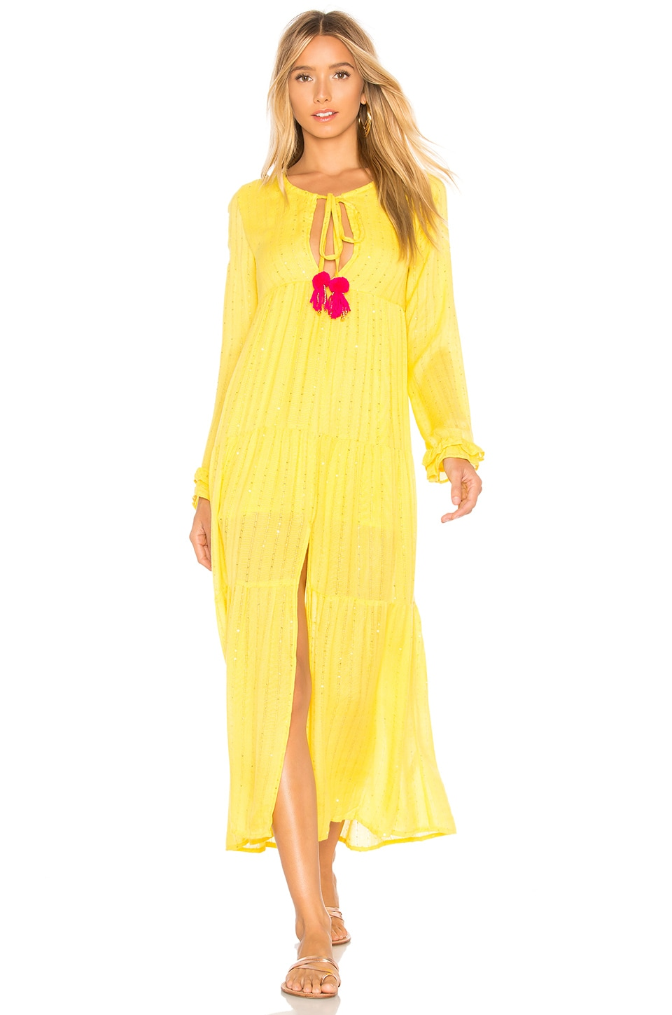 Sundress Neo Dress in Yellow