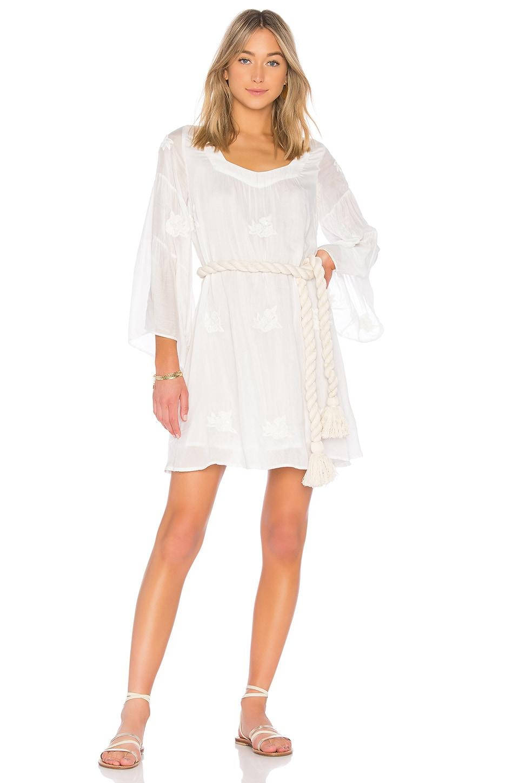 SUNDRESS X COLLAGE VINTAGE PERLA GYPSY DRESS