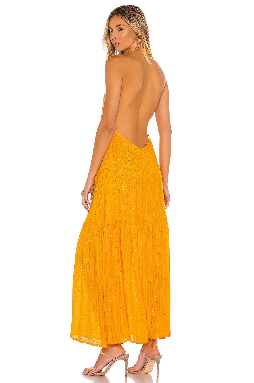 Sundress Zahara Dress in Saint Barth Curcuma
