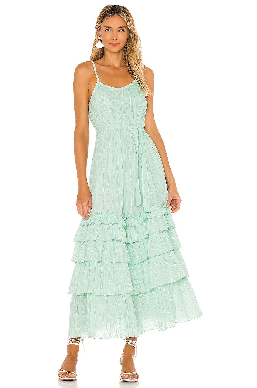 Sundress Lea Dress in Pool