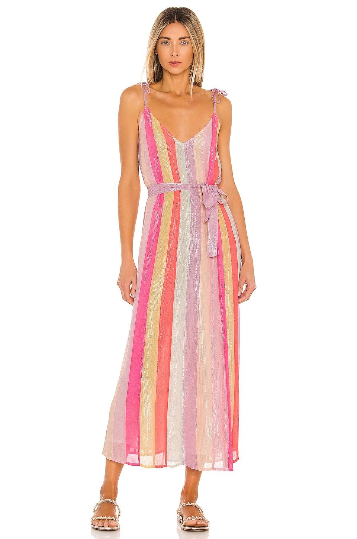 Sundress Cary Dress in Marbella Mix Rainbow