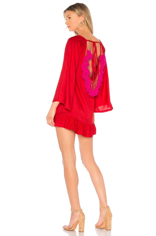 Sundress Indiana Basic Dress in Red