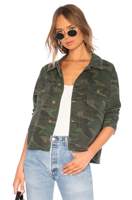 Double Pocket Shirt Jacket