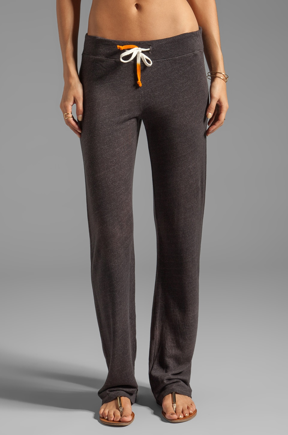 SUNDRY Lounge Sweatpants in Old Black