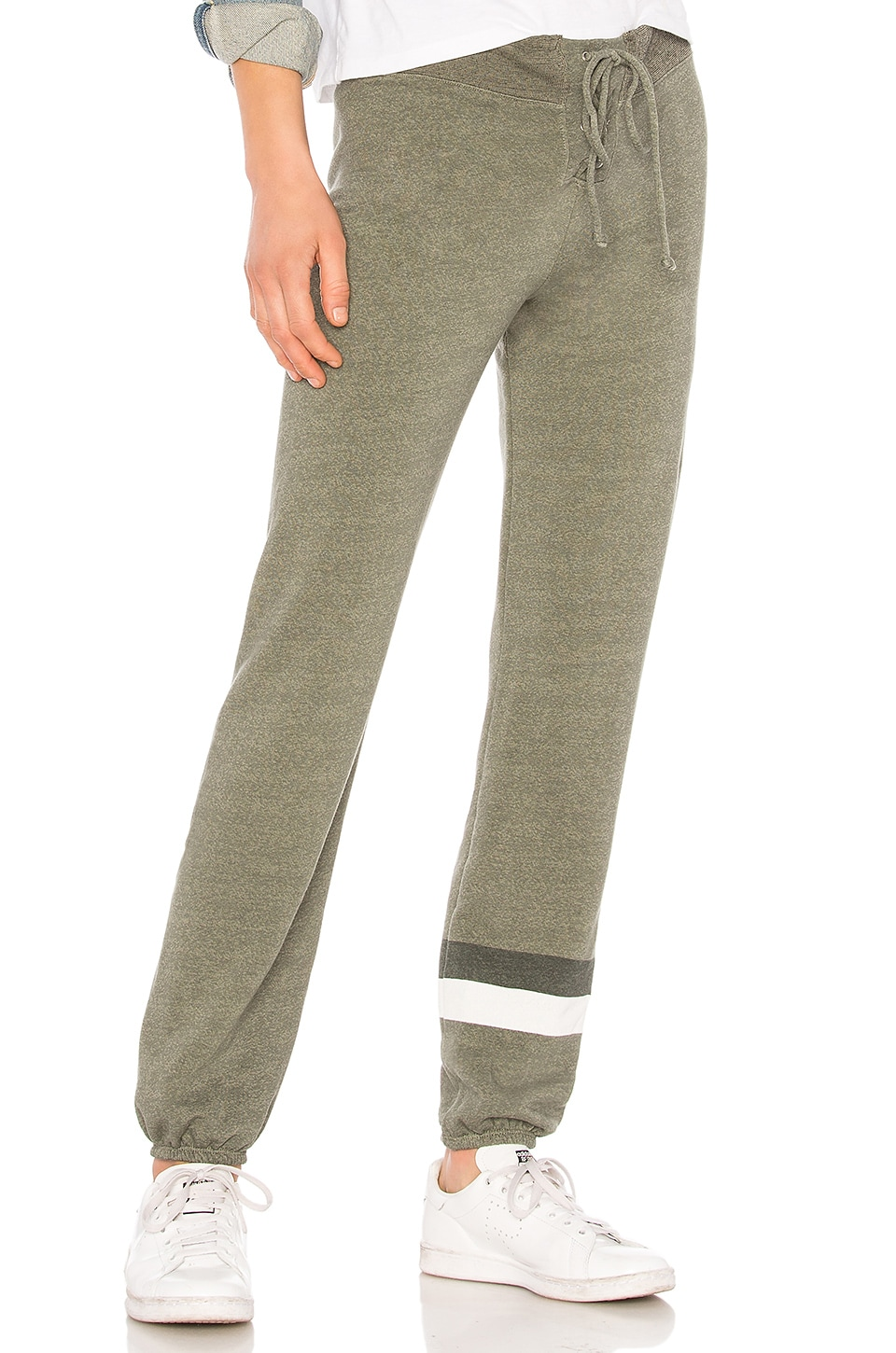 Lace Up Sweatpant