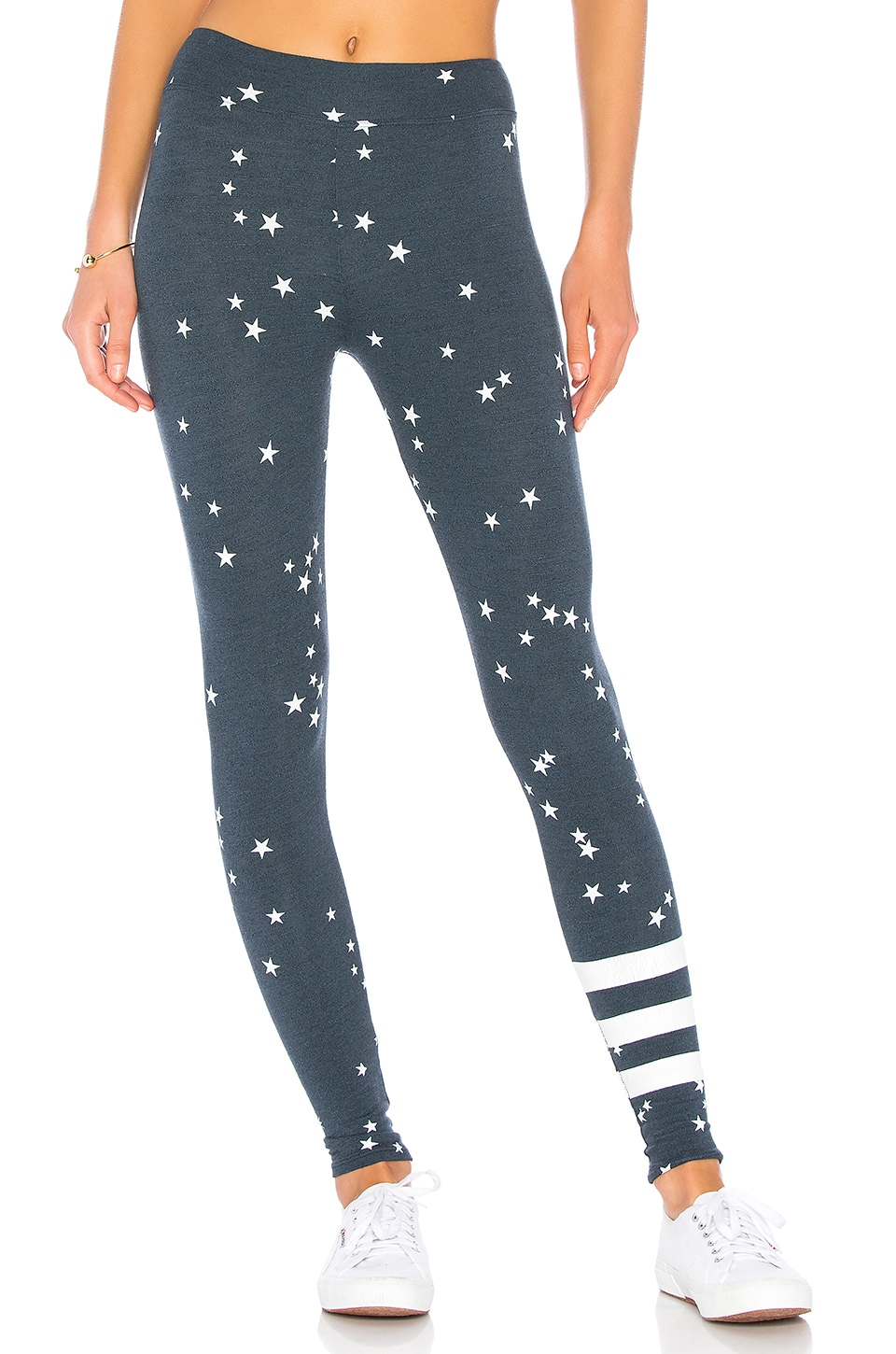 Stars & Stripes Yoga Pant
