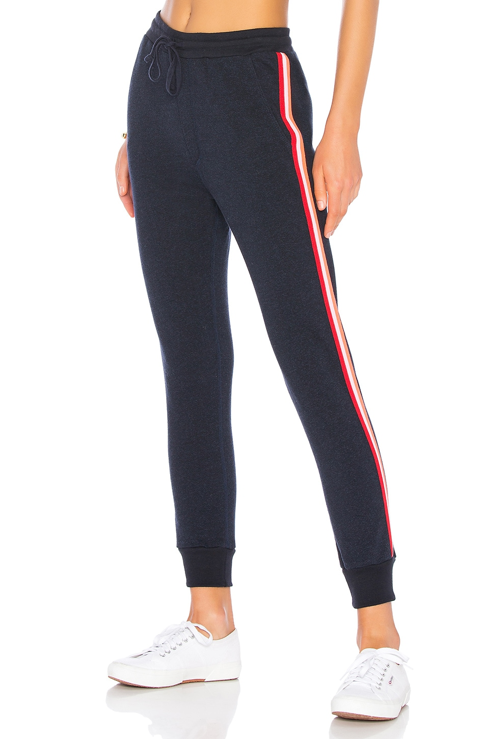 Slash Pocket Track Pant