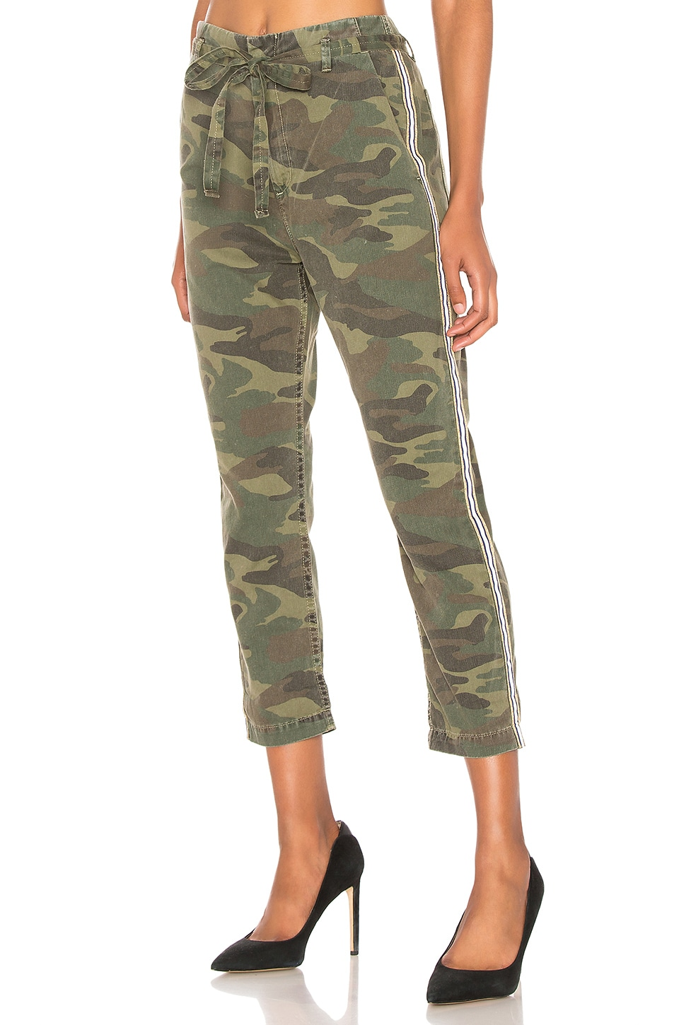 SUNDRY L'Automne Pant in Army