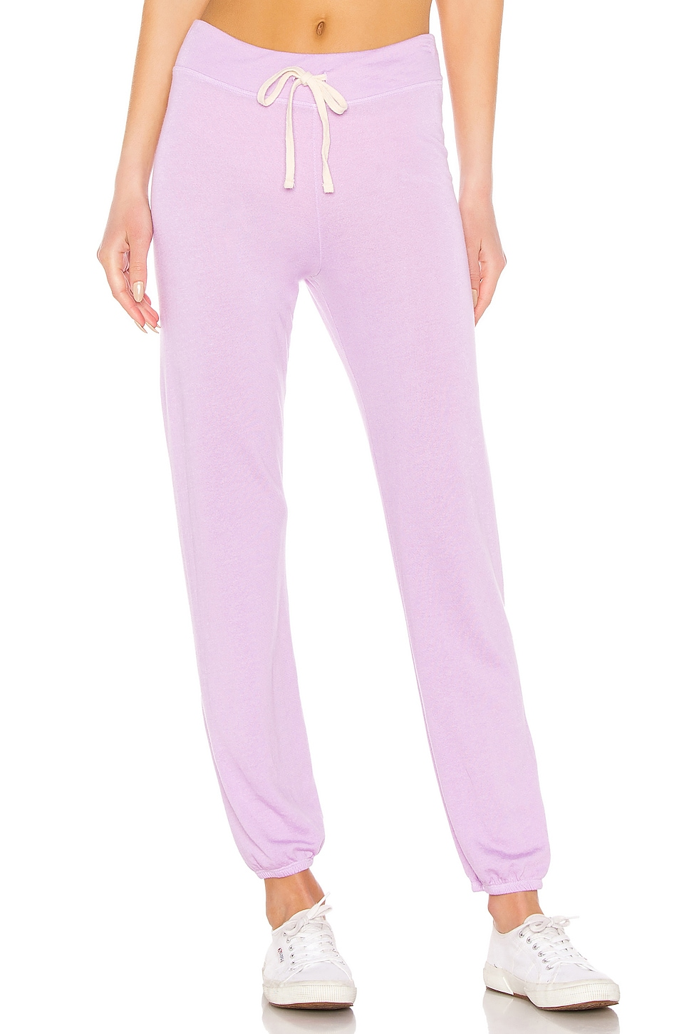 SUNDRY Classic Sweatpants in Lavender