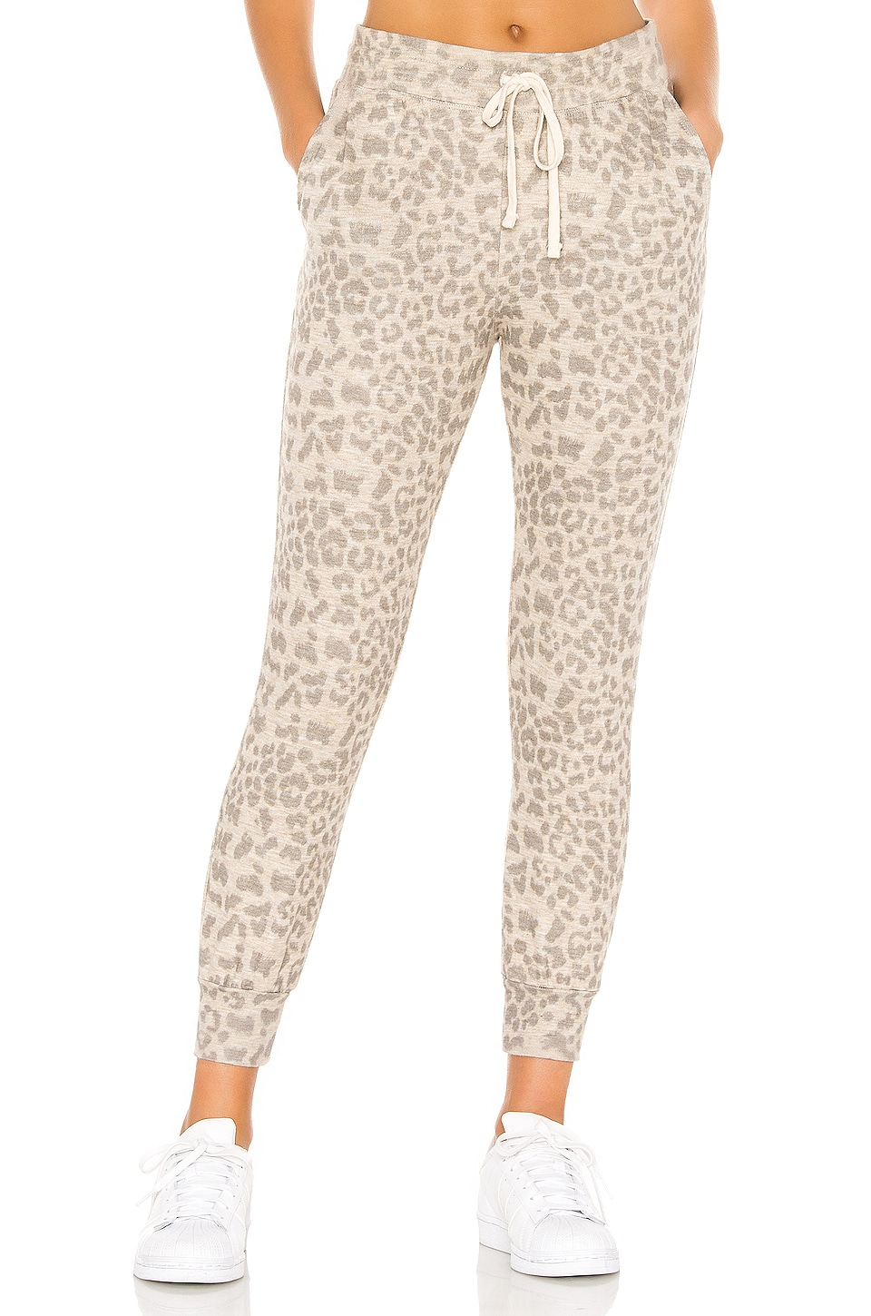 SUNDRY Jogger Pant in Sand