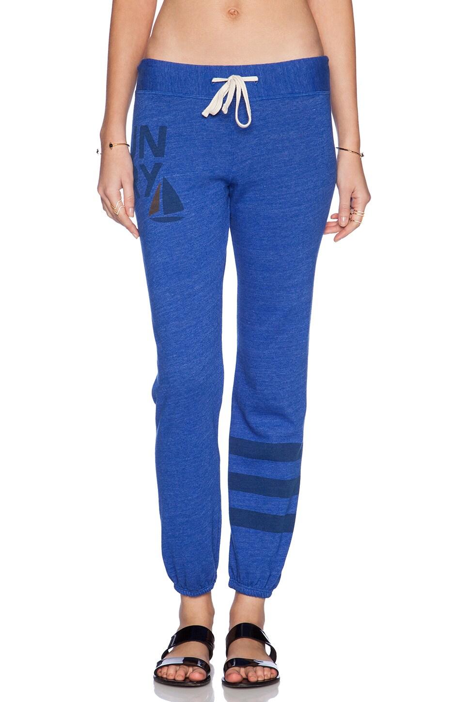 SUNDRY Classic Sweatpant in Cobalt