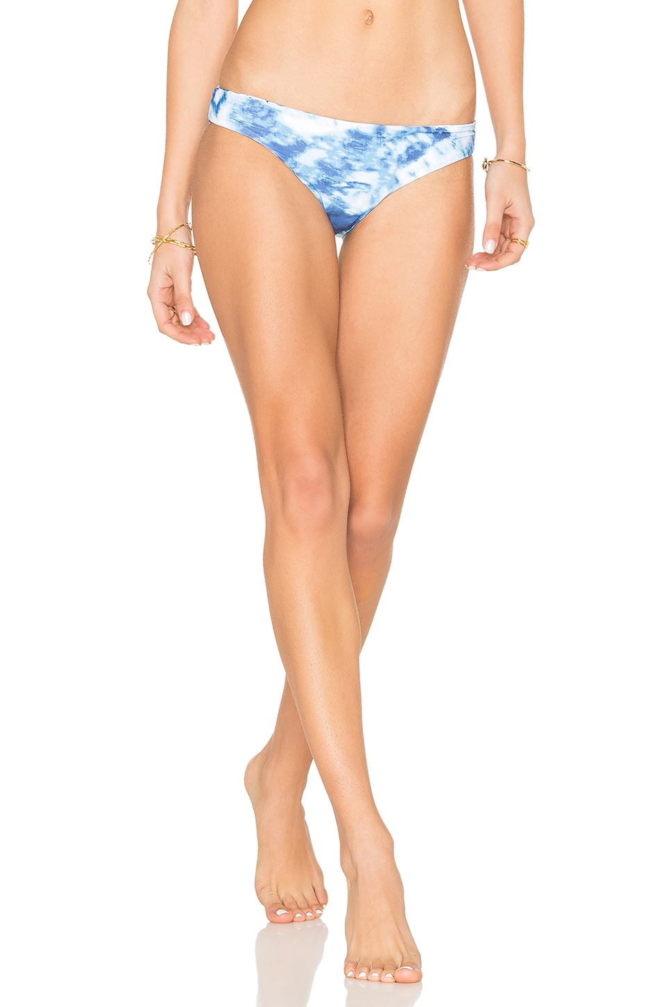 Reversible Caribbean Ink Hipster by Seafolly
