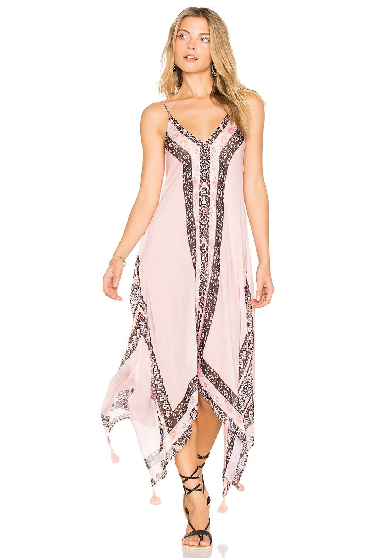Border Print Dress by Seafolly Swimwear