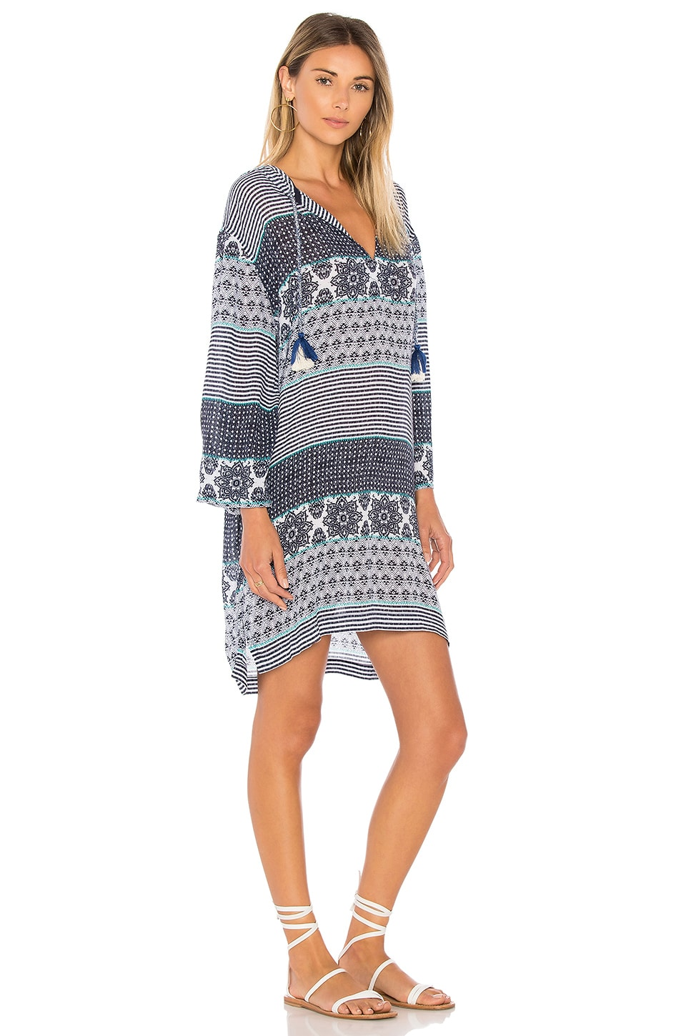 Spliced Hooded Dress by Seafolly Swimwear