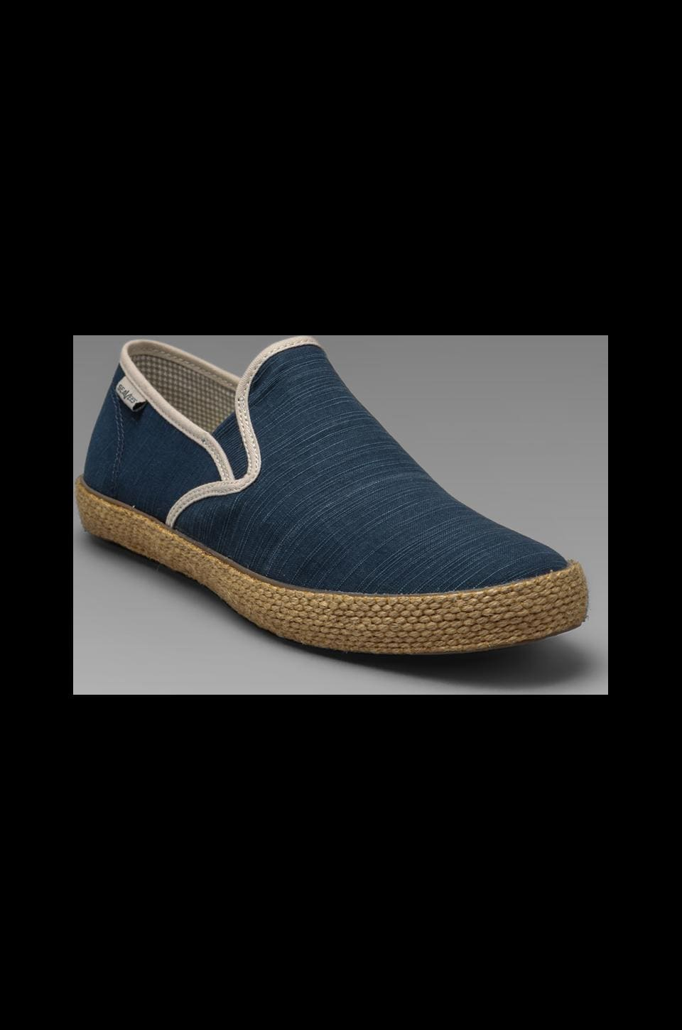 SeaVees Baja Slip-on Espadrille Meet the Beetles