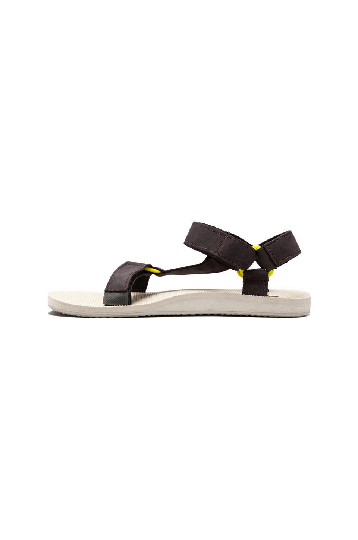 SeaVees Teva Universal Sandal in Tar