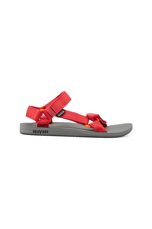 SeaVees Teva Universal Sandal in Hibiscus