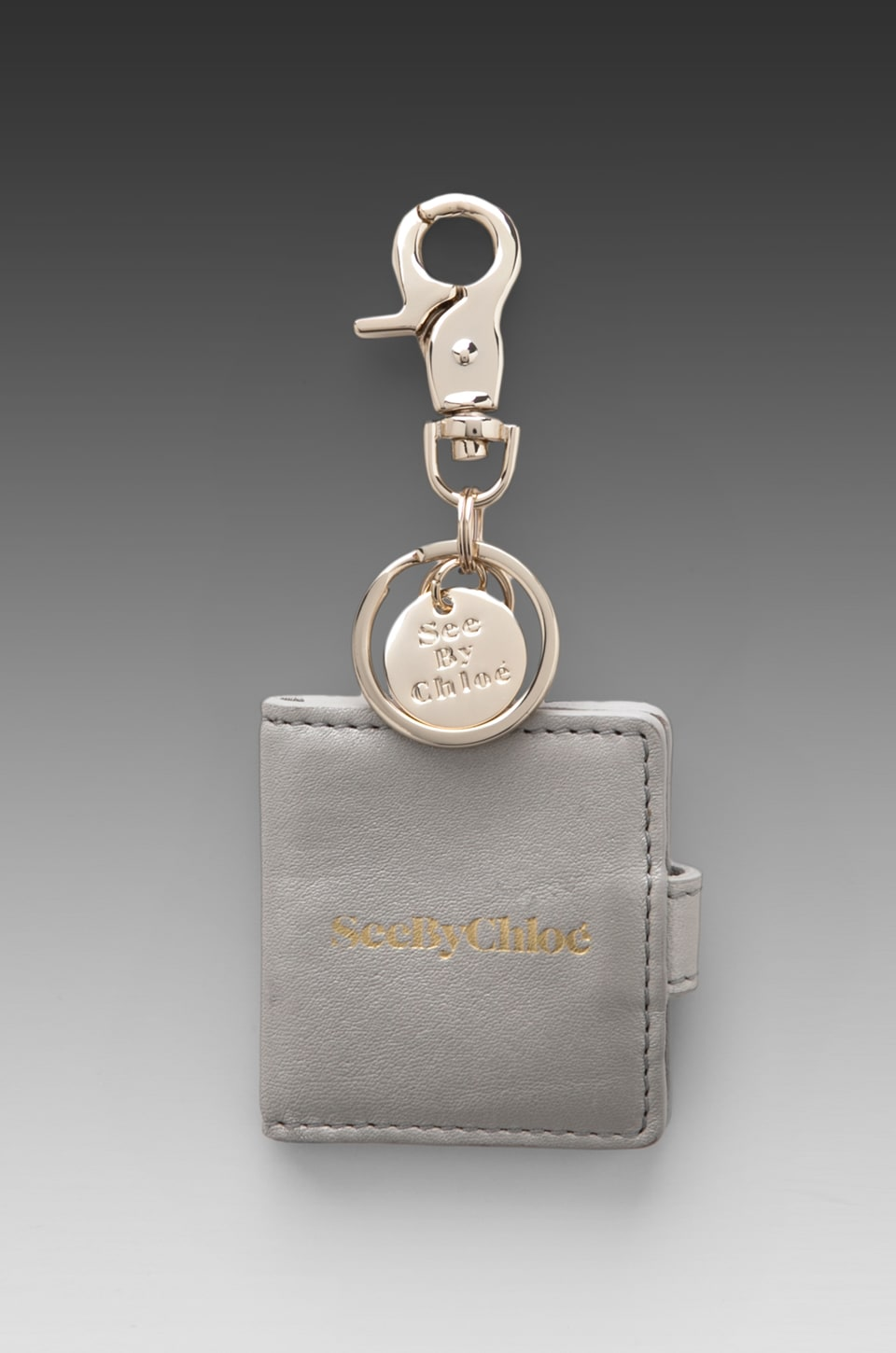 See By Chloe SBC Products Picture Frame Keyring in Unicorne