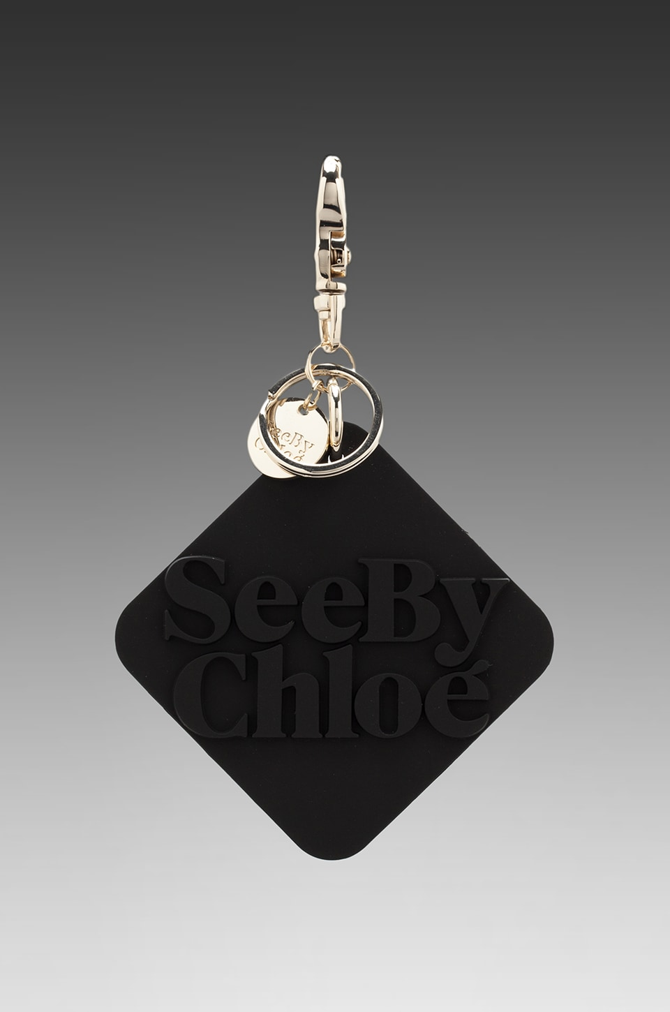 See By Chloe Joy Rider Tag in Black