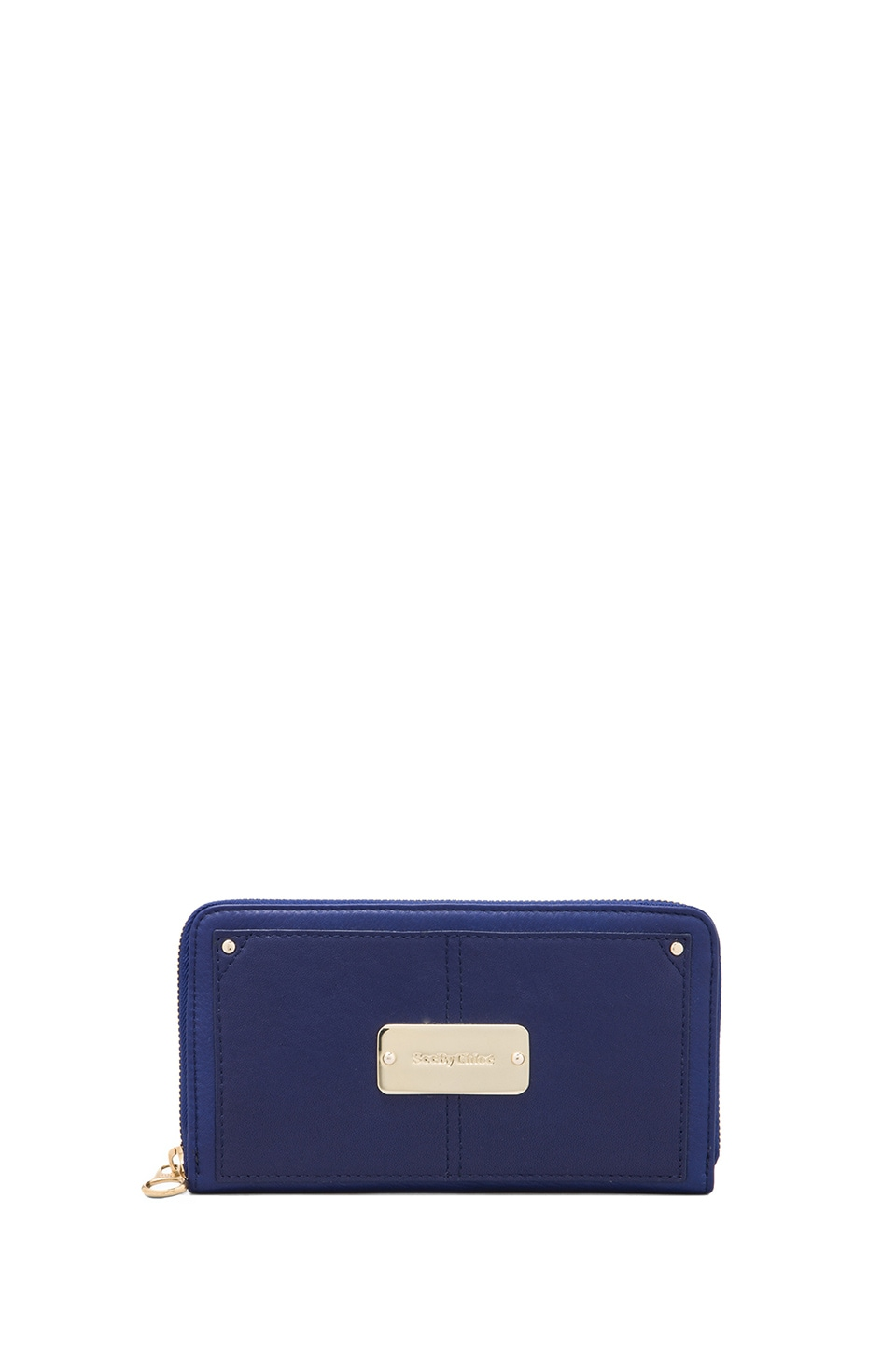 See By Chloe Nellie Long Zipped Wallet in Ink