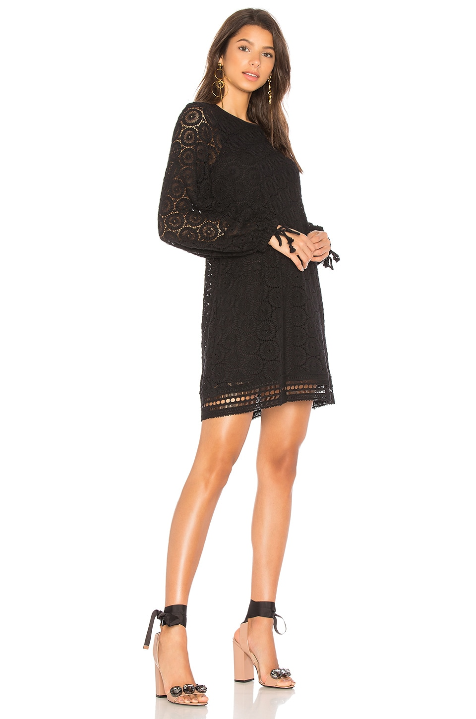 Oriental Lace Dress by See By Chloe