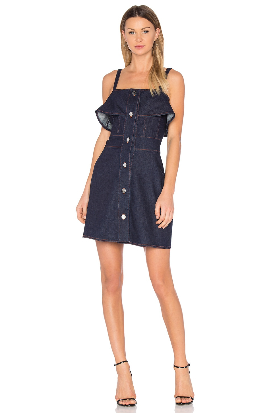 Denim Mini Dress by See By Chloe