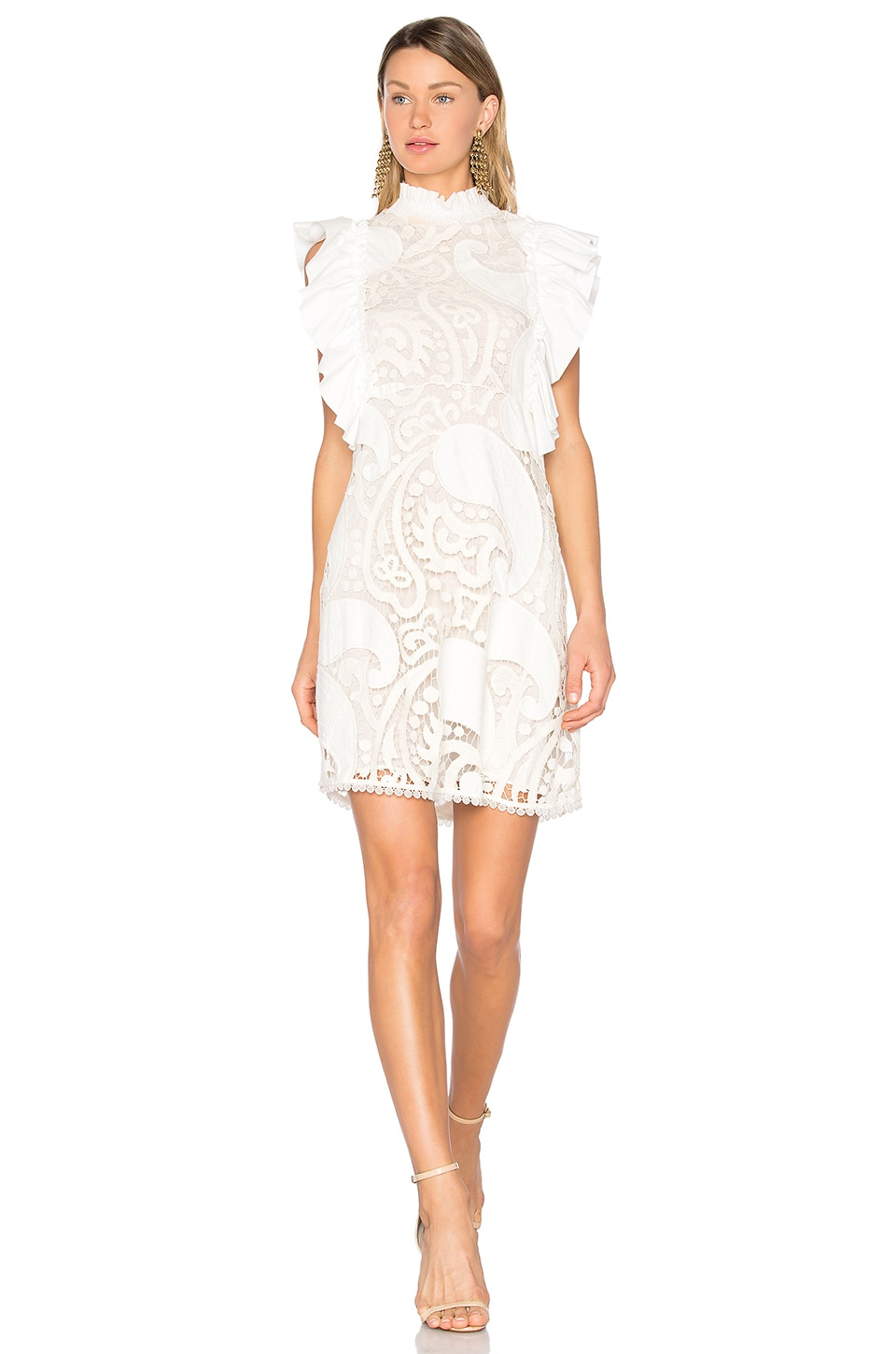 Lace Sheath Dress by See By Chloe