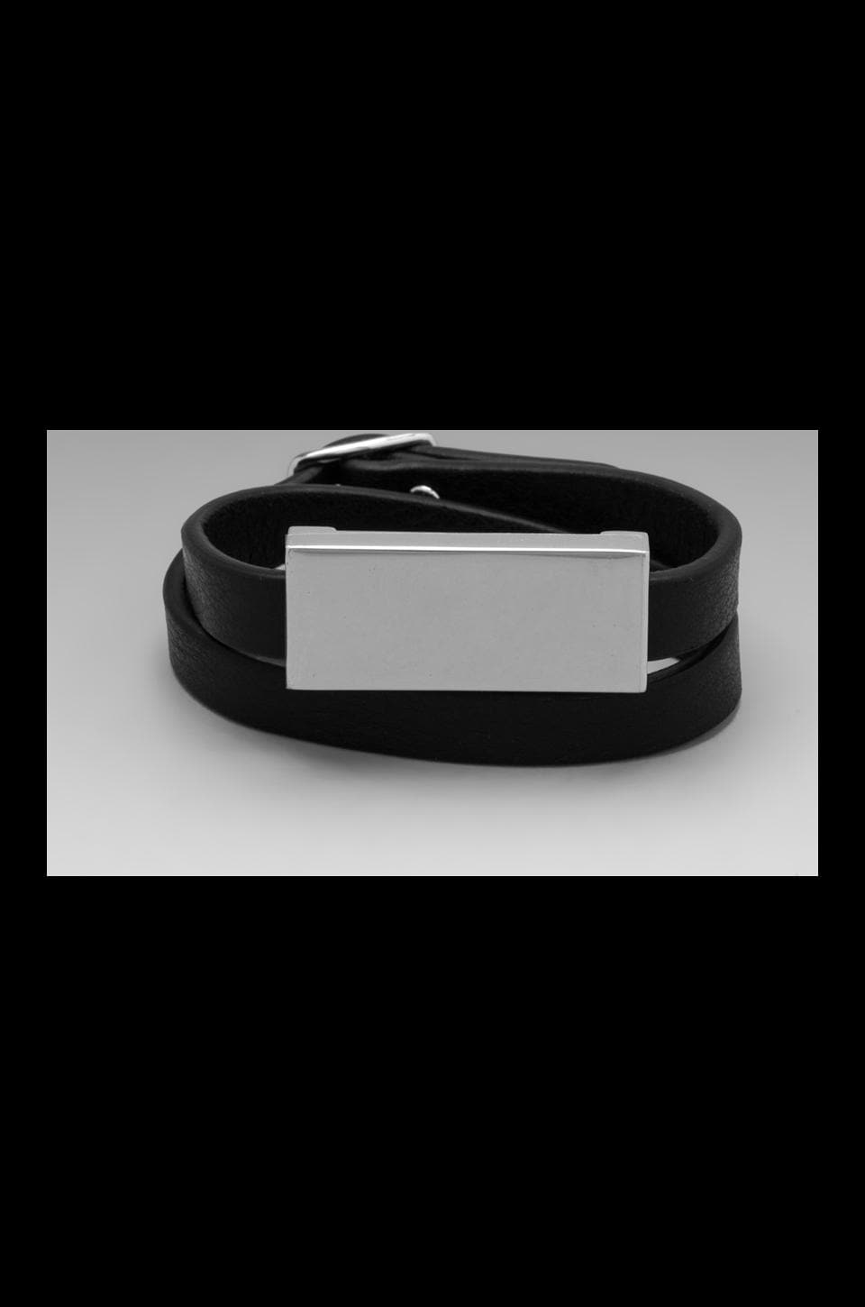 See By Chloe SBC Products Leia Bracelet in Black