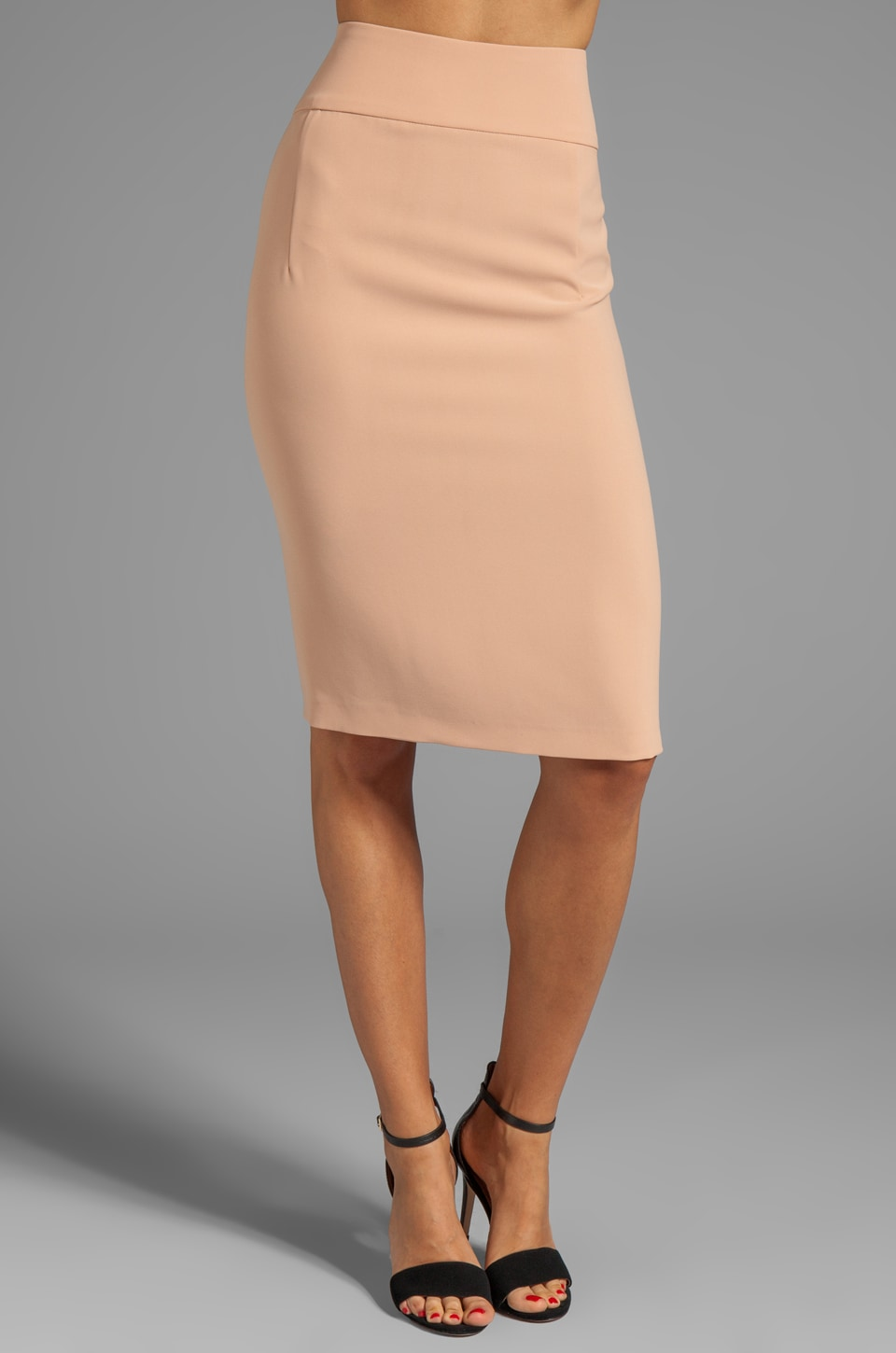See By Chloe Pencil Skirt in Powder Pink