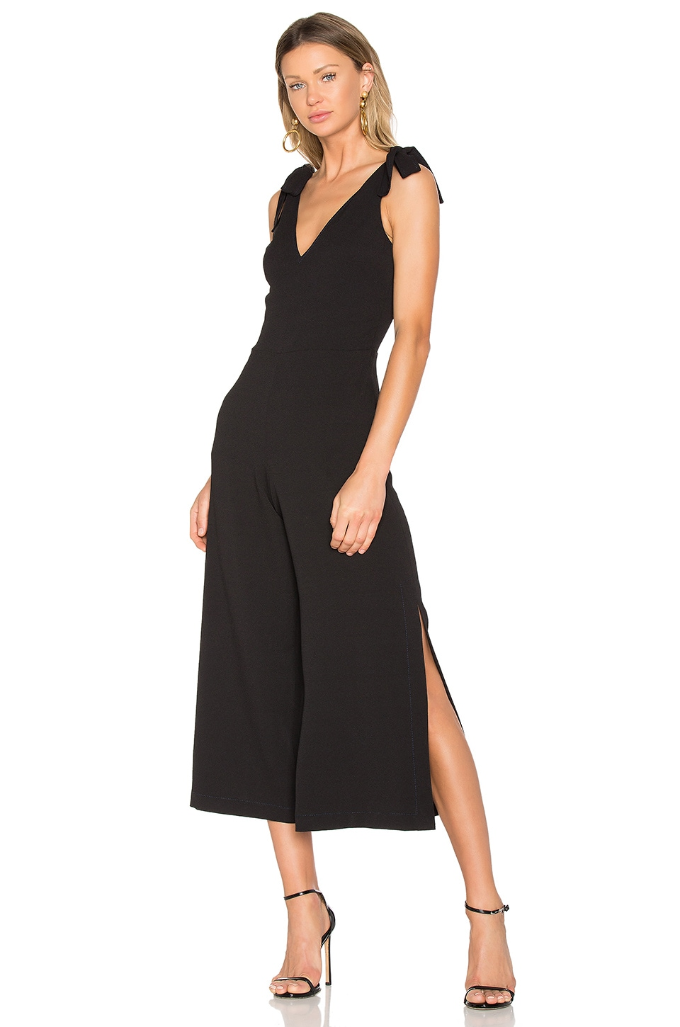 See By Chloe Overalls in Black