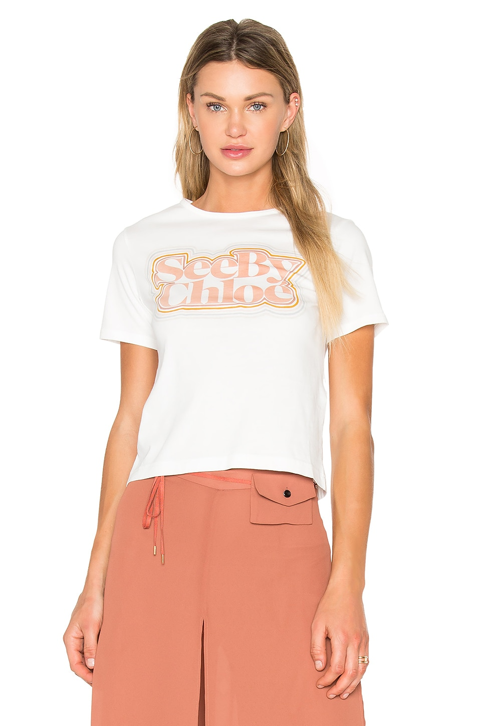 Graphic Tee by See By Chloe