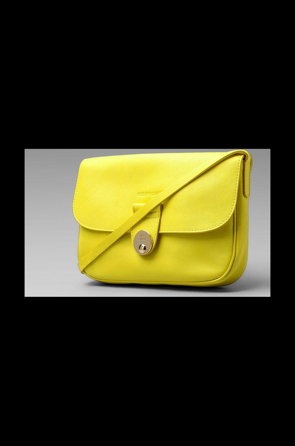See By Chloe Maani Crossbody in Canary