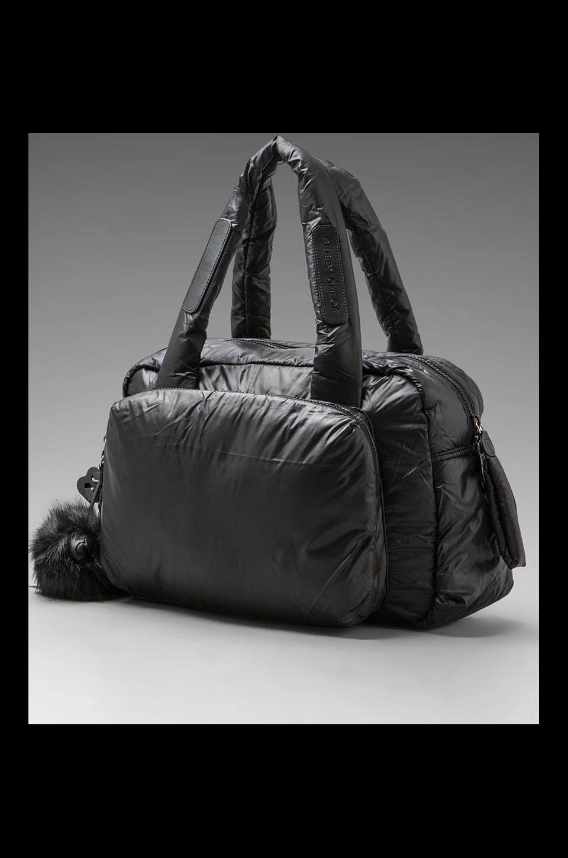 See By Chloe Joyrider Zipped Shoulder Bag in Black