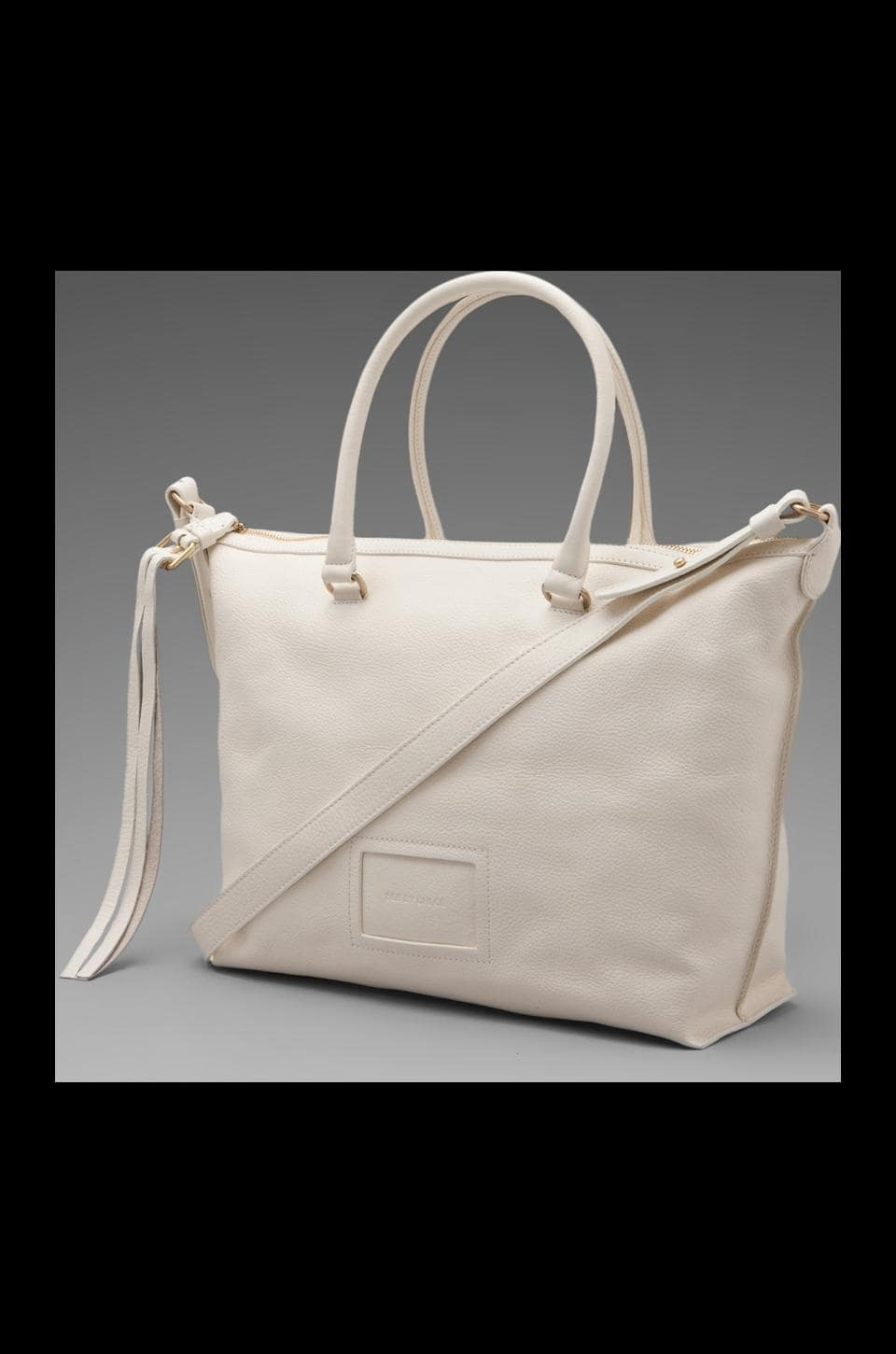 See By Chloe Alix East West Double Function Bag in Milk