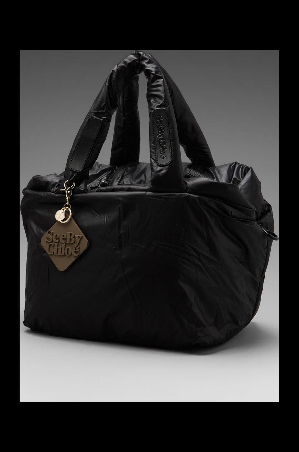See By Chloe Joyrider Shoulder Bag in Black