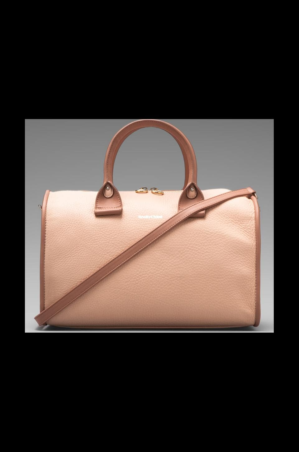 See By Chloe April Big Duffle with Shoulder Strap in Bliss