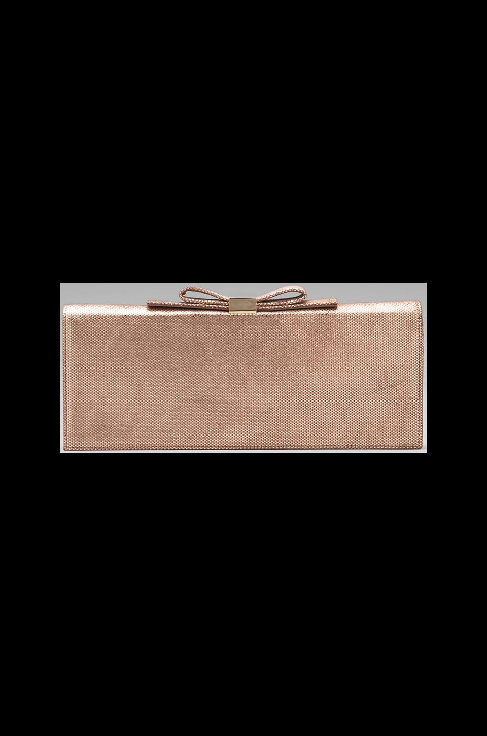See By Chloe Nora Clutch in Pink Champagne