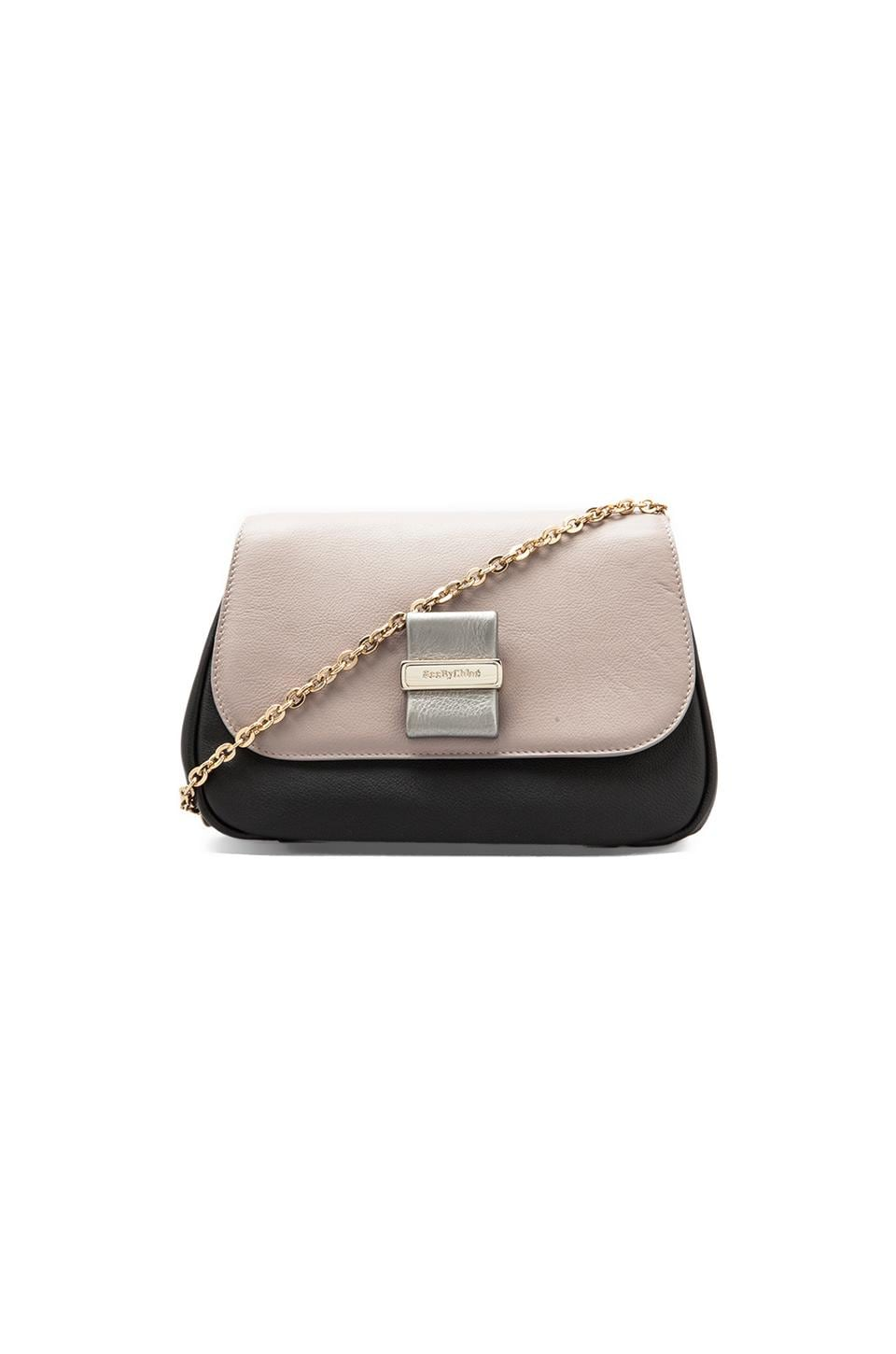 See By Chloe Rosita Chain Purse/Taupe in Black